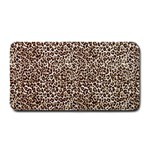 Just Snow Leopard Medium Bar Mat