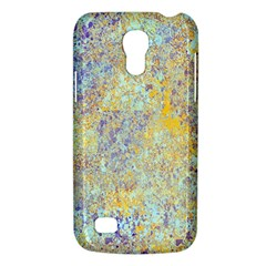 Abstract Earth Tones With Blue  Galaxy S4 Mini by theunrulyartist