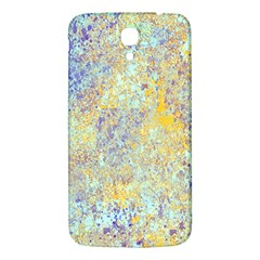Abstract Earth Tones With Blue  Samsung Galaxy Mega I9200 Hardshell Back Case