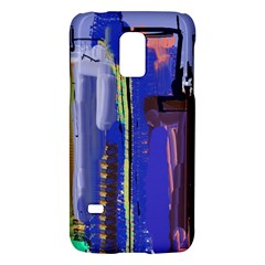 Abstract City Design Galaxy S5 Mini by theunrulyartist