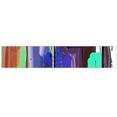 Abstract City Design Flano Scarf (large)  by theunrulyartist