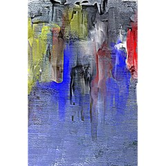 Hazy City Abstract Design 5 5  X 8 5  Notebooks by theunrulyartist