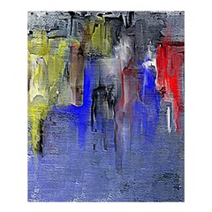 Hazy City Abstract Design Shower Curtain 60  X 72  (medium)  by theunrulyartist