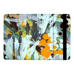 Abstract Country Garden Samsung Galaxy Tab Pro 10.1  Flip Case by theunrulyartist