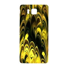Fractal Marbled 15 Samsung Galaxy Alpha Hardshell Back Case by ImpressiveMoments