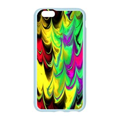 Fractal Marbled 14 Apple Seamless iPhone 6 Case (Color)