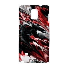 Fractal Marbled 8 Samsung Galaxy Note 4 Hardshell Case by ImpressiveMoments