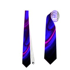 Fractal Marbled 13 Neckties (two Side)