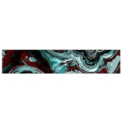 Fractal Marbled 05 Flano Scarf (small)  by ImpressiveMoments