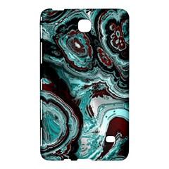 Fractal Marbled 05 Samsung Galaxy Tab 4 (7 ) Hardshell Case