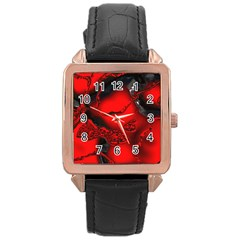 Abstract Art 11 Rose Gold Watches by ImpressiveMoments