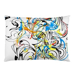 Abstract Fun Design Pillow Cases (two Sides)
