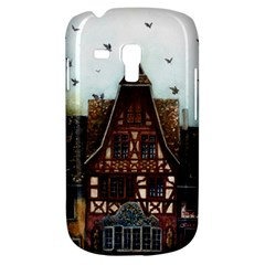 Rooftop Verticle 01 Samsung Galaxy S3 Mini I8190 Hardshell Case