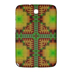 Tribal Shapes Pattern Samsung Galaxy Note 8 0 N5100 Hardshell Case  by LalyLauraFLM