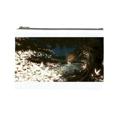Dream Deer Cosmetic Bag (large)