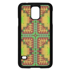 Tribal Shapes Pattern	samsung Galaxy S5 Case