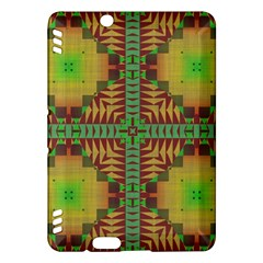 Tribal Shapes Pattern	kindle Fire Hdx Hardshell Case by LalyLauraFLM