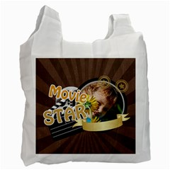 Kids By M Jan   Recycle Bag (two Side)   Mro96h8e7wku   Www Artscow Com Front