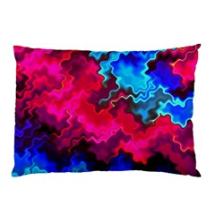 Psychedelic Storm Pillow Cases by KirstenStar
