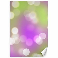 Modern Bokeh 7 Canvas 20  X 30   by ImpressiveMoments