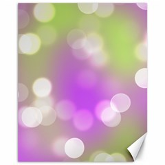 Modern Bokeh 7 Canvas 11  X 14   by ImpressiveMoments