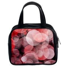 Modern Bokeh 10 Classic Handbags (2 Sides) by ImpressiveMoments