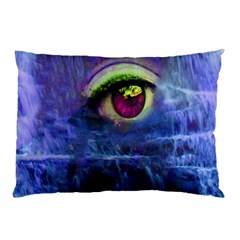 Waterfall Tears Pillow Cases (two Sides) by icarusismartdesigns