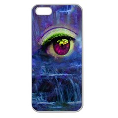 Waterfall Tears Apple Seamless Iphone 5 Case (clear) by icarusismartdesigns