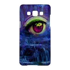Waterfall Tears Samsung Galaxy A5 Hardshell Case  by icarusismartdesigns