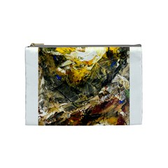 Surreal Cosmetic Bag (medium)  by timelessartoncanvas