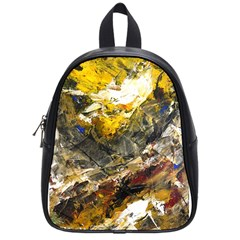Surreal School Bags (small)  by timelessartoncanvas