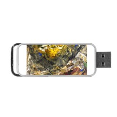 Surreal Portable Usb Flash (one Side) by timelessartoncanvas