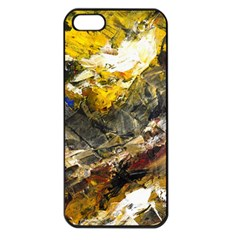 Surreal Apple Iphone 5 Seamless Case (black) by timelessartoncanvas