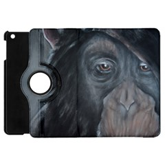 Humans Apple Ipad Mini Flip 360 Case by timelessartoncanvas