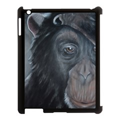 Humans Apple Ipad 3/4 Case (black) by timelessartoncanvas