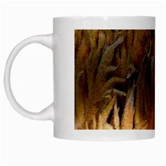 Sago Palm White Mugs by timelessartoncanvas