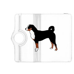Appenzeller Sennenhund Silo Color Kindle Fire HDX 8.9  Flip 360 Case by TailWags