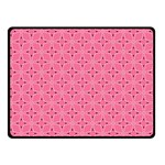 Cute Pretty Elegant Pattern Fleece Blanket (Small) 50 x40 Blanket Front