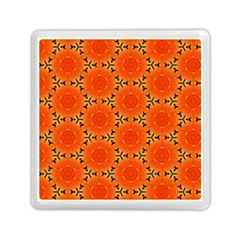 Cute Pretty Elegant Pattern Memory Card Reader (square)  by creativemom