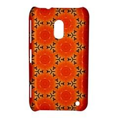 Cute Pretty Elegant Pattern Nokia Lumia 620 by creativemom