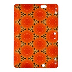 Cute Pretty Elegant Pattern Kindle Fire HDX 8.9  Hardshell Case by creativemom