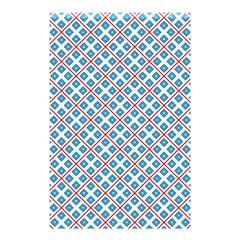 Cute Pretty Elegant Pattern Shower Curtain 48  X 72  (small)  by creativemom