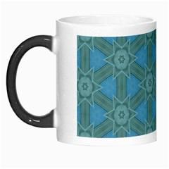 Cute Pretty Elegant Pattern Morph Mugs by creativemom