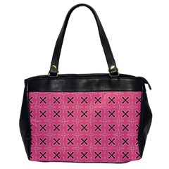 Cute Pretty Elegant Pattern Office Handbags by creativemom