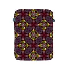 Cute Pretty Elegant Pattern Apple Ipad 2/3/4 Protective Soft Cases by creativemom