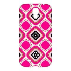 Cute Pretty Elegant Pattern Samsung Galaxy S4 I9500/i9505 Hardshell Case by creativemom
