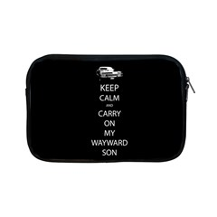 Carry On Centered Apple Ipad Mini Zipper Cases by TheFandomWard