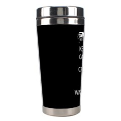 Carry On Centered Stainless Steel Travel Tumblers by TheFandomWard