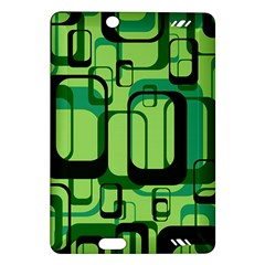 Retro Pattern 1971 Green Kindle Fire Hd (2013) Hardshell Case by ImpressiveMoments