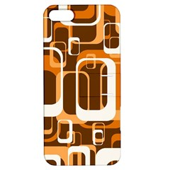 Retro Pattern 1971 Orange Apple Iphone 5 Hardshell Case With Stand by ImpressiveMoments